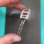 基山 磁石式電子キー合鍵