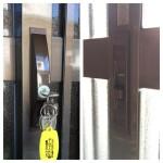 玄関の鍵が閉まらなくなった時も、当店が解決!