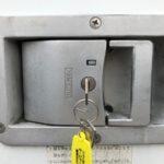 【トラックの荷台の鍵が無い!】 材料特定から鍵作成完了まで約15分!